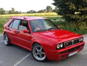 Lancia Delta Integrale (Limited Edition No. 28/30)
