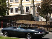Jaguar E-Type Roadster 3.8 Series I, OTS