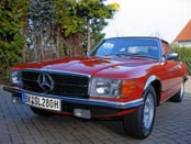 Mercedes Benz 280 SL (R 107)