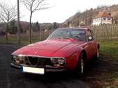 Alfa Romeo Zagato Junior 1300