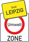 Low-emission zone Leipzig coming into effect on 1 March 2011